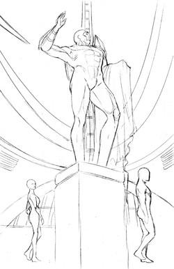 Chapter 6: Overseer Statue