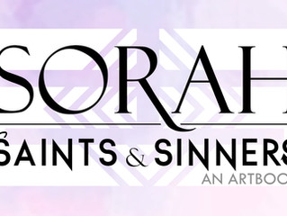 SORAH: Saints & Sinners Artbook!