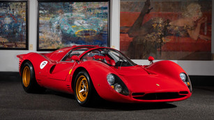 Ferrari 330 P4 by Riiko-Andre Nuud Photo