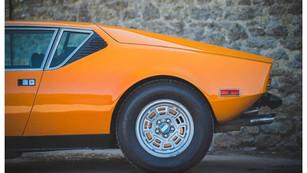 1974 De Tomaso Pantera by Angus Taylor Photography