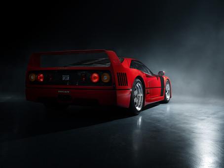 Ferrari F40 By PH Pics Photography
