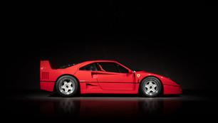 Ferrari F40 by Drehwerk