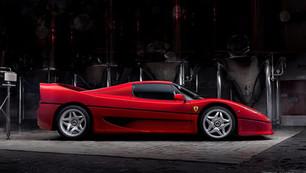 Ferrari F50 by Sposito Studio