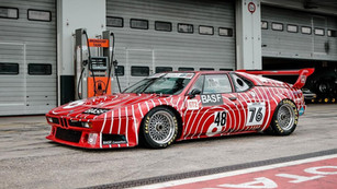 BMW M1 Procar at the Nürburgring by Marcus Krüger