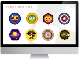 Badge Designs