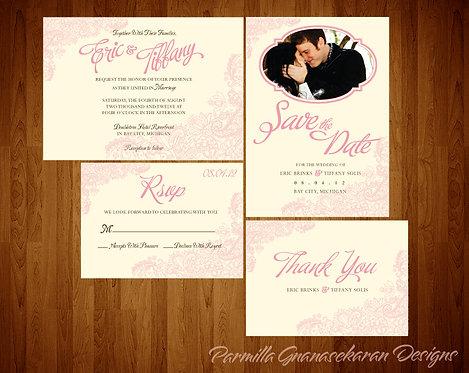 Digital Wedding Stamp