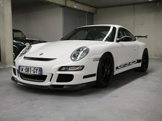 Porsche GT3 Rs Blanche - 145 000 euros