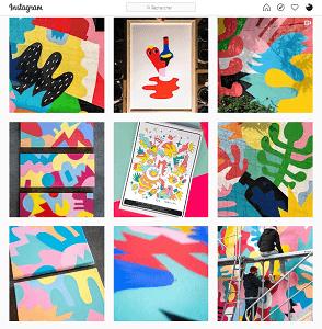 Guillaume & Laurie Instagram | Guillaume & Laurie | Design et conception graphique | Graphistes | Communication | Graphic designer | Publicité