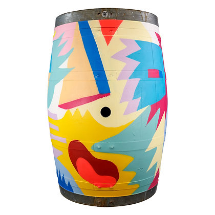Wine Barrel  #03