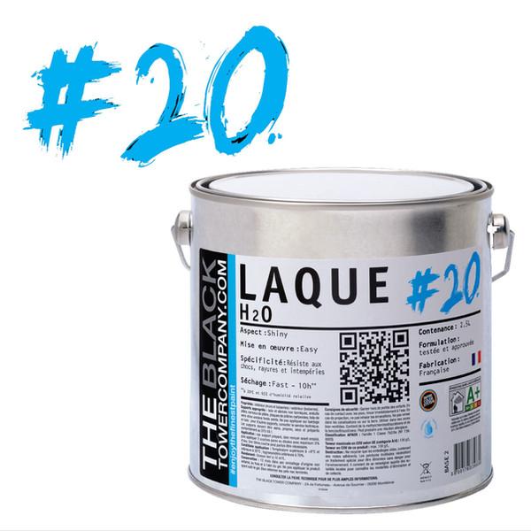 #20 - LAQUE