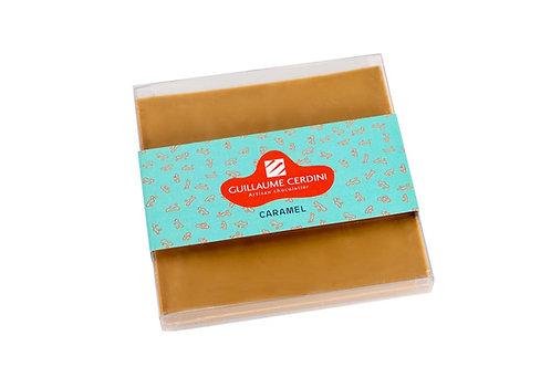 Plaque Choco caramel