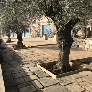 olivier et terrasse.JPG