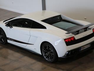 Lamborghini gallardo lp570 SUPERLEGERA (VENDUE)