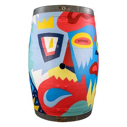 Wine Barrel  #05
