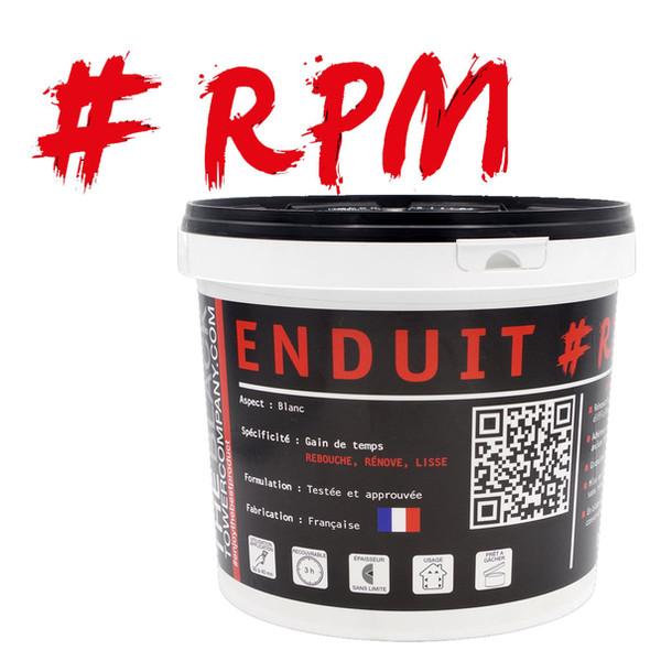 #RPM - ENDUIT