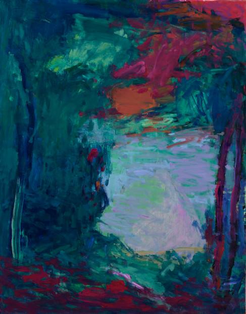 huile sur toile 146x114