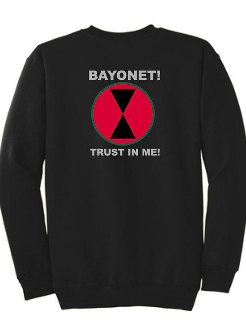 7th ID Crewneck sweatshirt