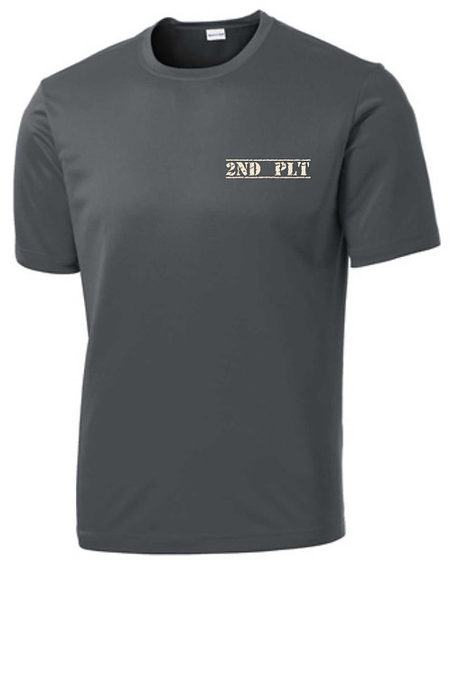 109th 2nd PLT Moisture Wicking PT shirt