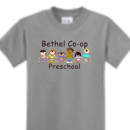 Bethel Co-op Adult tees