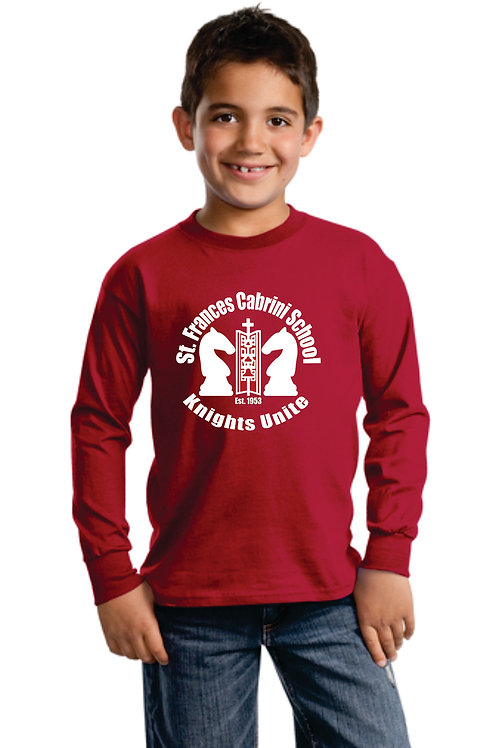 Youth Knights Unite Long Sleeve