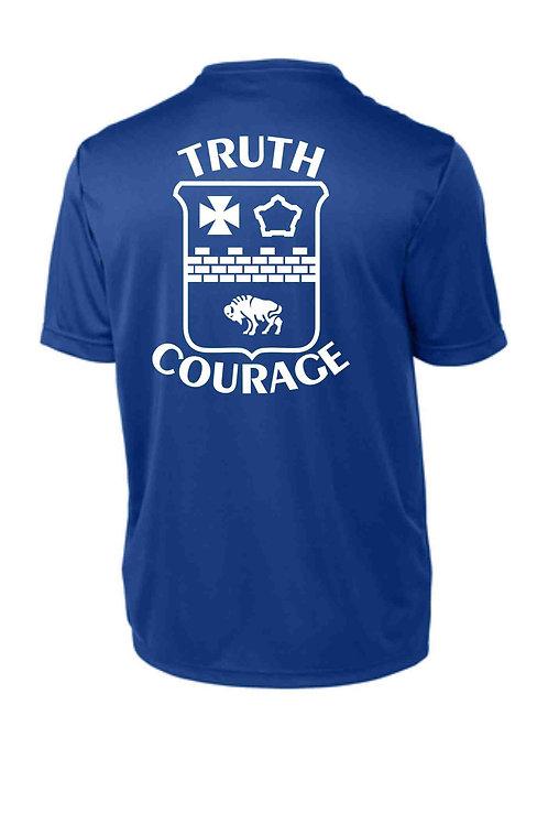1-17 Moisture wicking PT Shirt