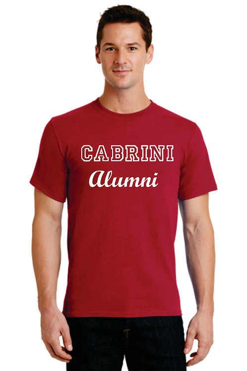 Cabrini Alumni Tee