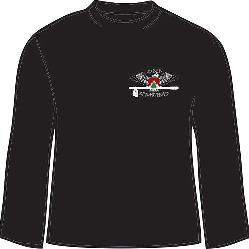 23rd HHC 50/50 Long Sleeve shirt
