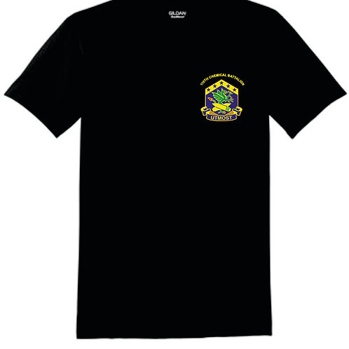 110th CBRNE Moisture wicking tee