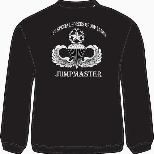 1st SFG Jumpmaster Crewneck