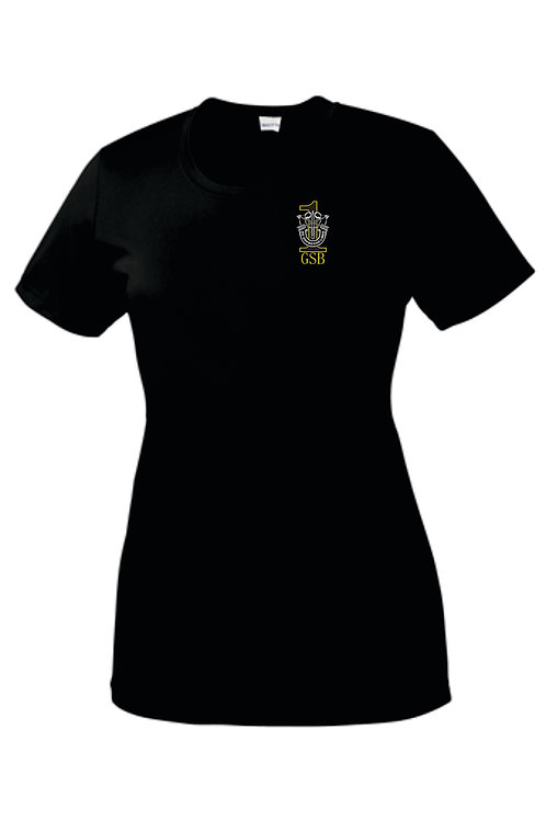 GSB Womens Moisture wicking tee W/ Call sign