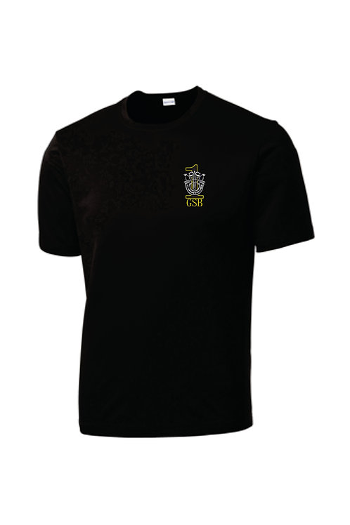 GSB Mens Moisture wicking tee w/ call sign
