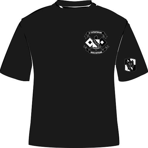 51st A Co. Moisture wicking short sleeve