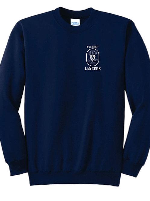 2-2 Crewneck sweater