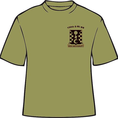 109th Cotton short sleeve