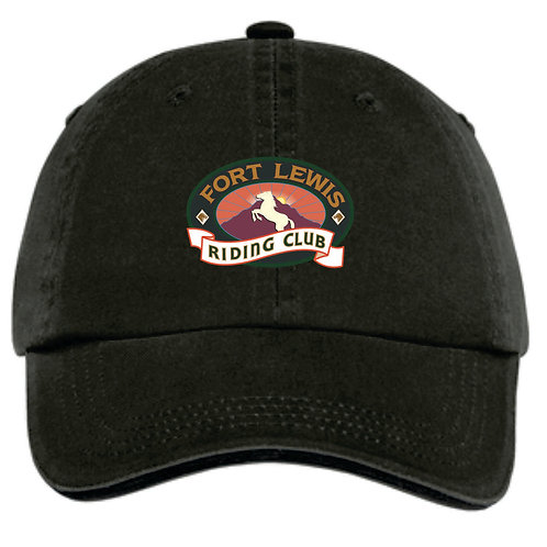 FT. Lewis riding club hat