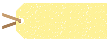 黄色のタグ