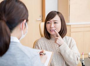 虫歯や歯槽膿漏の治療