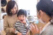 小児の床矯正と咬合育成