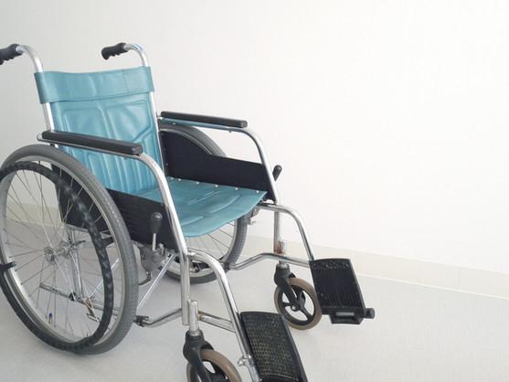 バリアフリー設計で車椅子でも安心