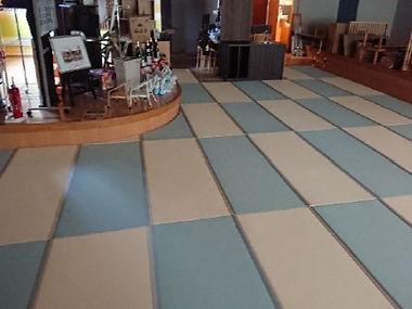 大広間の畳工事2