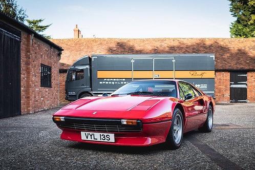 Ferrari 308GTB 1979 3.0 Dry Sump