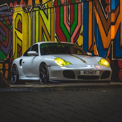 Porsche 996 Turbo Rindt....