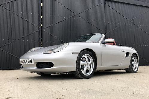 Porsche Boxster 986 2.7 2000