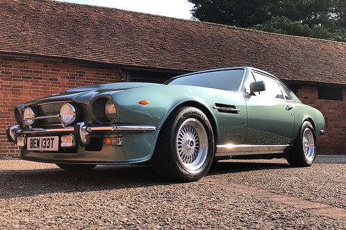 Aston Martin Oscar India V8 1979 with Vantage Upgrades