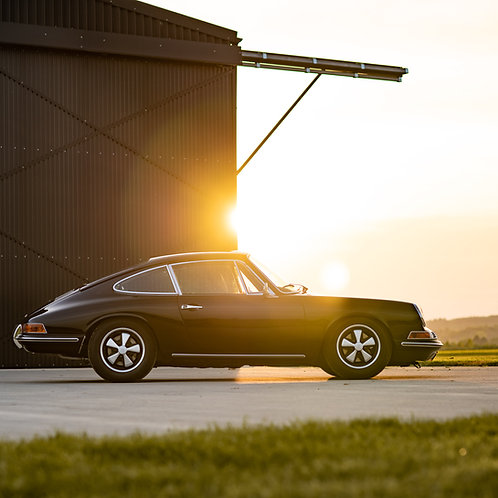 Porsche 912 1968 Rhd Coupe Fully Restored, Stunning !