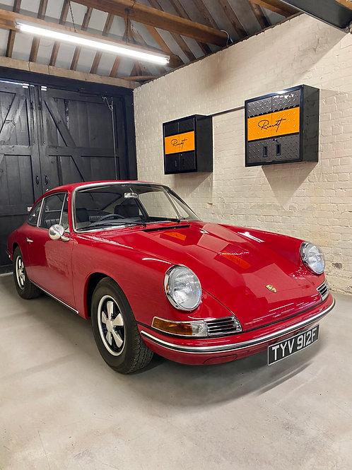 Now Sold Porsche 912 RHD 1968