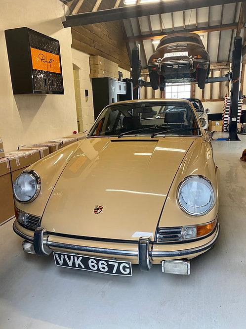 Now Sold   Porsche 912 1969