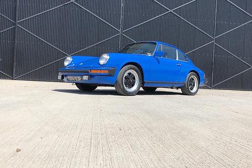Porsche 911 2.7 S LHD Coupe 1975