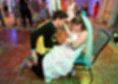 Wedding reception dancing, Asheville and destination wedding photographer