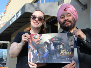 Meet the new superhero on the block: Super Sikh